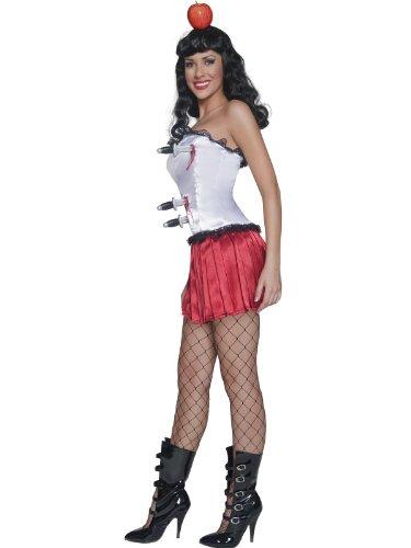Disfraz Ayudante de Lanzador de Cuchillos para mujer: Amazon ...