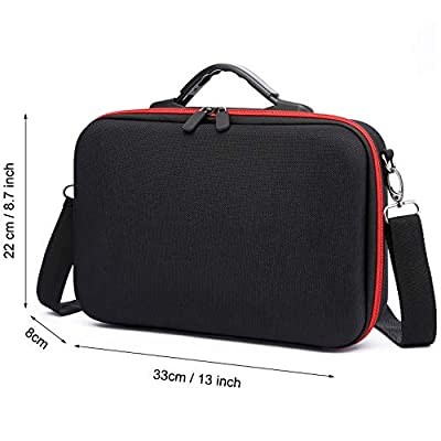 Anbee HS160 Drone Portable Hard Carrying Case, Travel Storage Box Shoulder Bag for Holy Stone HS160 Shadow FPV RC Drone and Accessories: Electronics