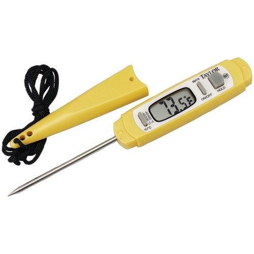 Taylor 9847N Antimicrobial Instant Read Digital Thermometer Antimicrobial Instant Read Thermometer