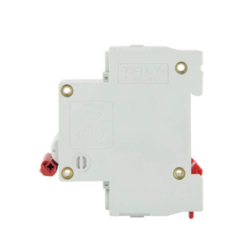 40A XIONGXI Interruptor de Aire en Miniatura trif/ásico 380V para el hogar Interruptor DZ47-63 protecci/ón contra sobrecarga 3P
