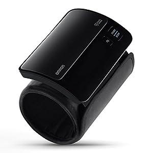 OMRON EVOLV All-In-One, Wireless, Upper Arm Blood Pressure Monitor – Black