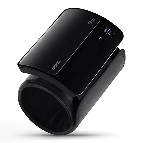OMRON EVOLV - Tensiómetro de Brazo Todo en Uno, Inalámbrico, Bluetooth, Aplicación OMRON Connect para Móviles, Tecnología Intelli Wrap Cuff 3