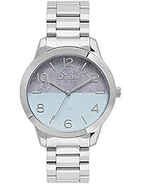 Relógio Feminino Condor Eterna CO2035KWB/3A - Prata
