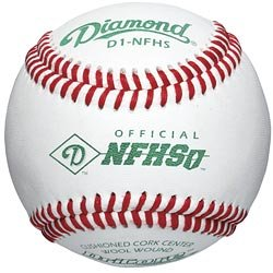 Diamond High School Game Baseball Dozen