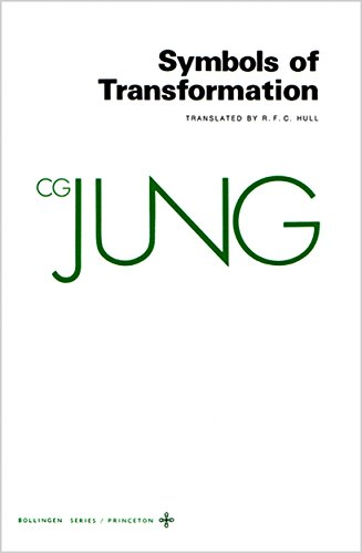 Symbols of Transformation (Collected Works of C.G. Jung Vol.5) (Warehouse-jungs)