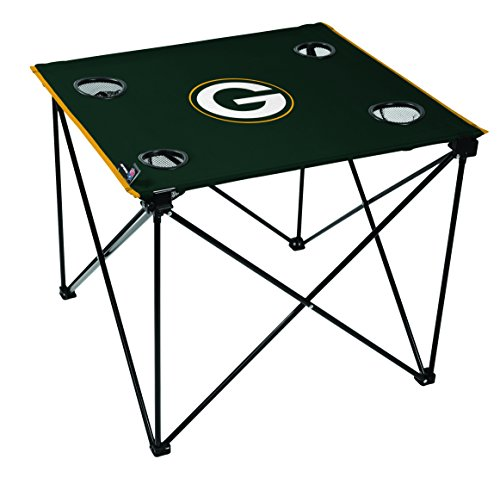Green Bay Packers Table (Rawlings NFL Bay Packers Unisex NFL OS Gbpac TLG8 Delux Tablnfl OS Gbpac TLG8 Delux Tabl, Green, No)