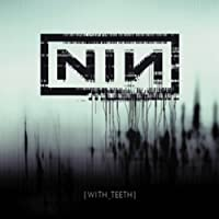 Licenses Products Nine Inch Nails Teeth Sticker
