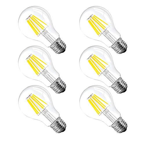 Clear 60 Watt Led Light Bulbs in US - 7