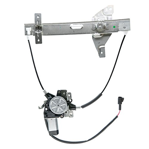 A-Premium Power Window Regulator with Motor for Chevrolet Impala 2000-2005 Rear Left Driver Side 10338857