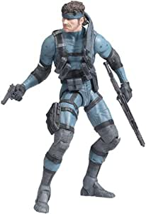 McFarlane Toys Metal Gear Solid 2: Solid Snake Action Figure