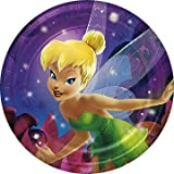 Tinker Bell Lunch Plates, 8ct