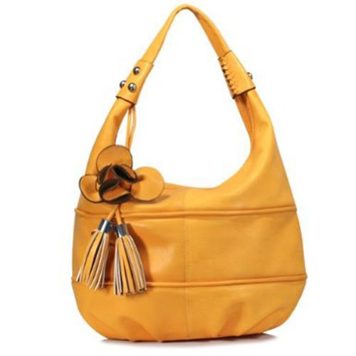 MyLux Handbag 760018 yellow, Bags Central