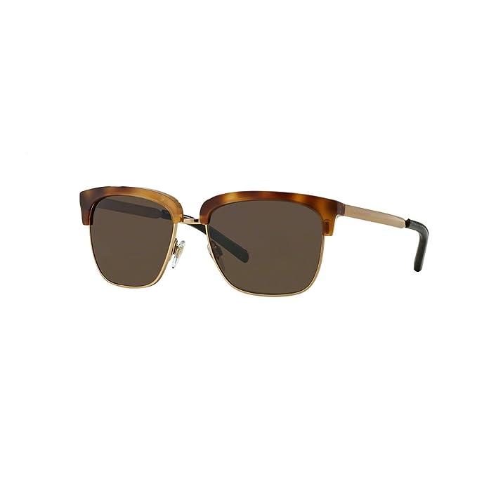 più foto 6f63b 0b77b Burberry Occhiali da Sole MOD. 4154Q: Amazon.it: Abbigliamento