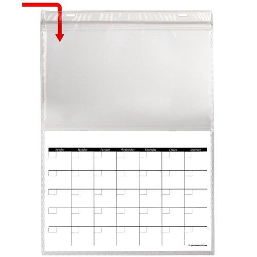 Amazon Scrapsmart Calendar Cover Clear Plastic Cal1