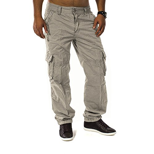 Pantalons Fit Claire Gris Id 1131 Cargo D'homme Straight rBq1Cr