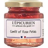 Rose Petals Confit - L'epicurien