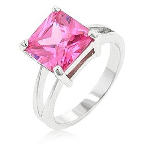 (Freedom Fashion Pink Ice Gypsy Ring)