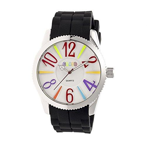 crayo-womens-magnificent-black-silicone-strap-watch