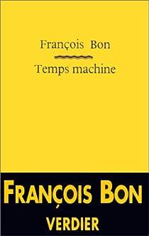 Temps machine par Bon