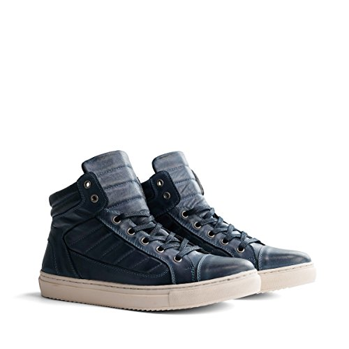 Nice Leather Mittelhohe Damen Sneaker Leder W6p83O