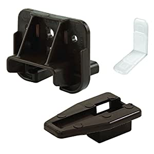 Slide-Co 223887 Drawer Track Guide and Glides ...
