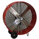 48'' 2SPD Ind Drum Fan