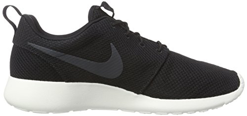 ff2af0e508b6 Nike Roshe Run Black White Mens Trainers Size 11 UK  Amazon.com.au  Fashion