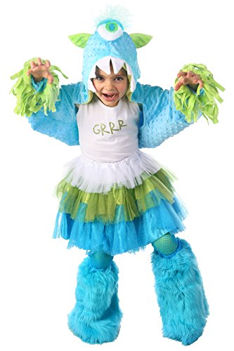 Princess Paradise Child Grr Monster Costume Set, Multicolor, - Princess Wings Fairy Jeweled