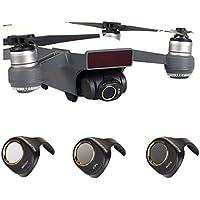 Threeking Spark Lens Filter Camera Filter DJI Accessories(MCUV+CPL+ND8)