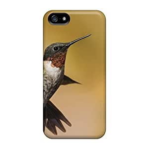 StarFisher Iphone 5/5s Well-designed Hard Case Cover Humming Bird Protector