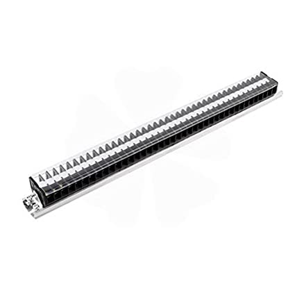 Amazon com: Ugtell 660V 15A Double Row 40 Position Screw DIN