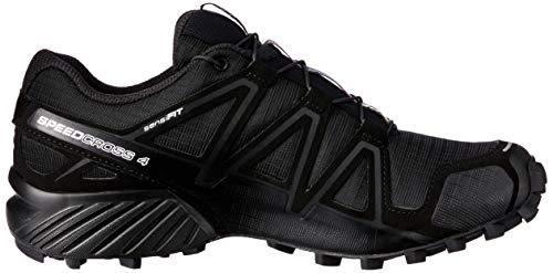 SALOMON Women's Speedcross 4 Trail Running Shoe 6