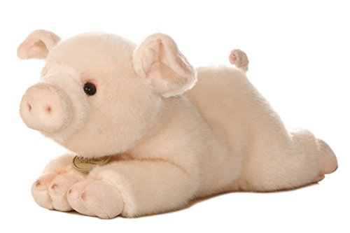 Aurora World Miyoni Pig Plush, 11""