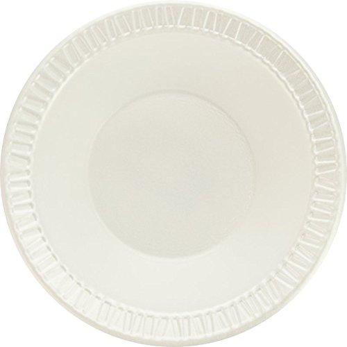 Foam Bowl White Laminated (Dart 5BWWQ 5-6 oz White Laminated Foam Bowl (Case of 1000))