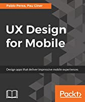 UX Design for Mobile Front Cover