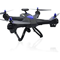 Global Drone X183- 2.4GHz 6-Axis Gyro WiFi FPV 1080P Camera GPS Drone Remote Control Drone Brushless Quadcopter