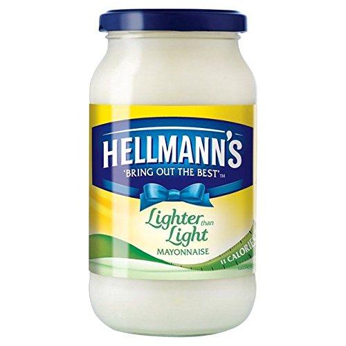Hellmann's Lighter than Light Mayonnaise - 400g