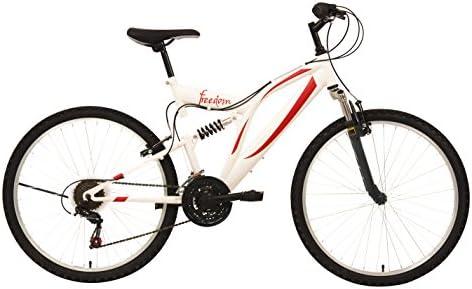 F.lli Schiano Freedom - Bicicleta de montaña con Doble Suspension ...
