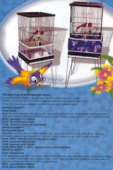 J.T. Industries Parrot Birdie Bloomer - Red by J.T. Industries