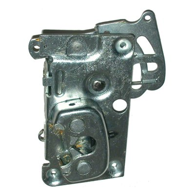 Goodmark Driver Side Door Latch Assembly for 1964-1966 Ford ()