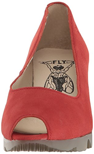 Fly London Women's Ohas986fly Dress Pump Scarlet Cupido PFgh1joBvx