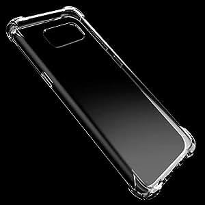 Amazon.com: Anti-Knock Silicon Case for Samsung Galaxy S8 ...