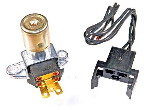 Headlight Dimmer Switch & Harness 61-90 GMC Chevy Trucks #945