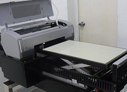 A3 Size DTG Flatbed Printer, RIP software included, Direct