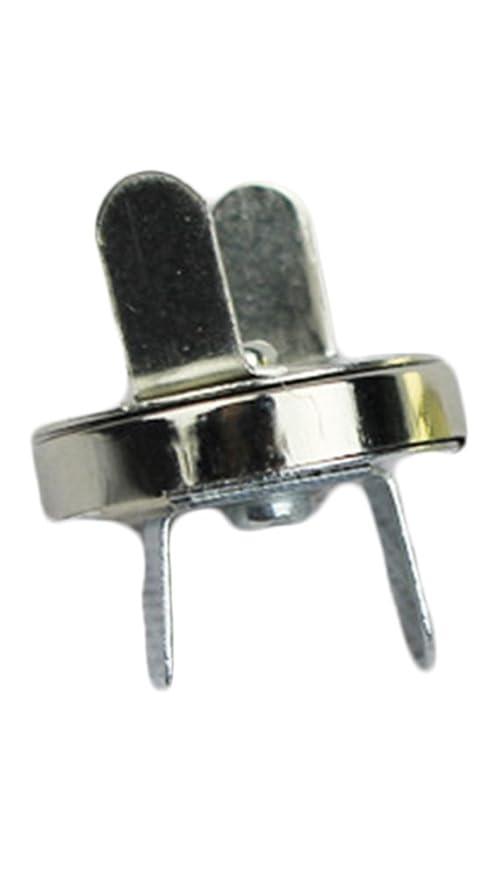 rosesummer 6 Sets magnético Monedero broches botón/Ideal ...