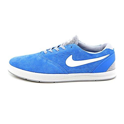 Nike Eric Koston Twee Mannen Schaatsen Blue Suede Shoes Nieuwe Eu 44,5