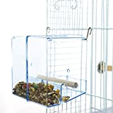 Birds LOVE Bird Feeder Seed Catcher Tray Hanging