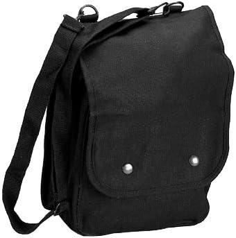 5597 Map Case Shoulder Bag Black