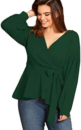 Green blouses for ladies