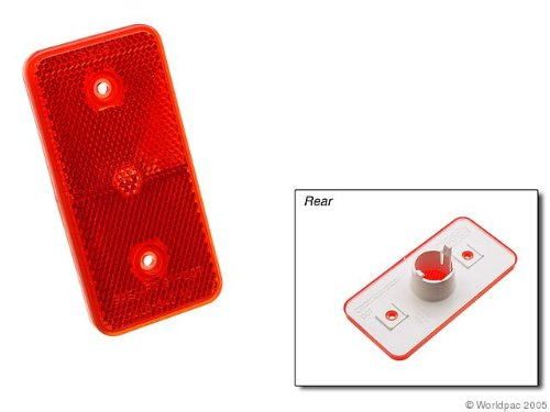 Used, Rear Side Marker Light Lens for 1980-1991 Volkswagen for sale  Delivered anywhere in Canada